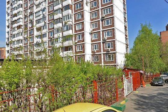 1-комн квартира, 40 м2, 22 этаж