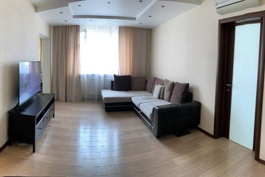 3-комн квартира, 79 м2, 21 этаж