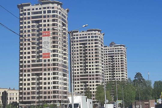 1-комн квартира, 40 м2, 20 этаж