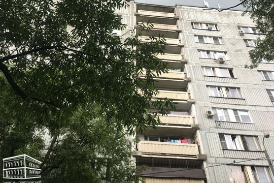 Студия, 16 м2, 8 этаж