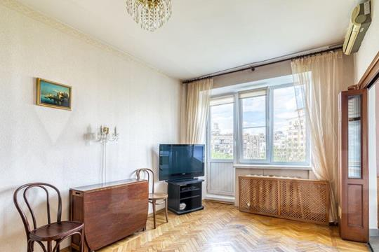 3-комн квартира, 57 м2, 8 этаж