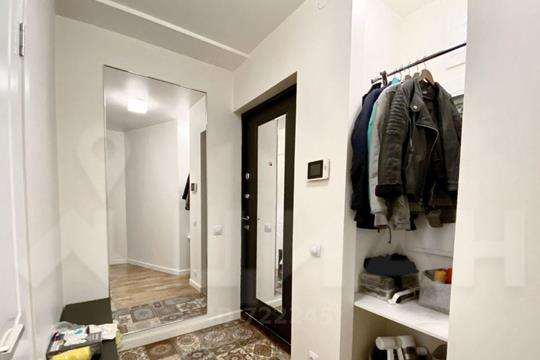 2-комн квартира, 38.5 м2, 3 этаж