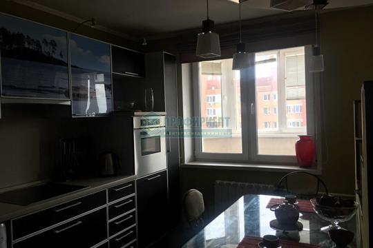 1-комн квартира, 40.6 м2, 15 этаж