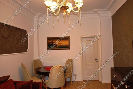 4-комн квартира, 98 м2, 2 этаж
