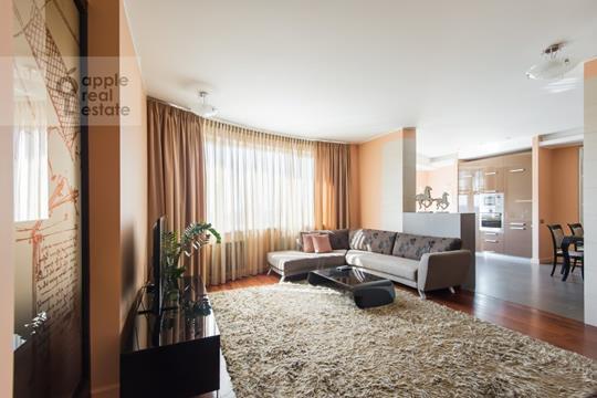 4-комн квартира, 145 м2, 23 этаж