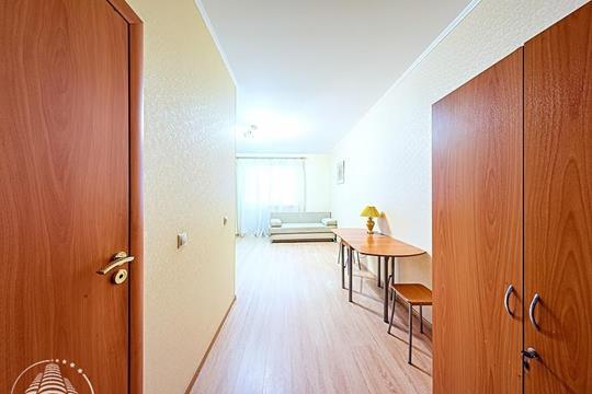 1-комн квартира, 28.5 м2, 15 этаж