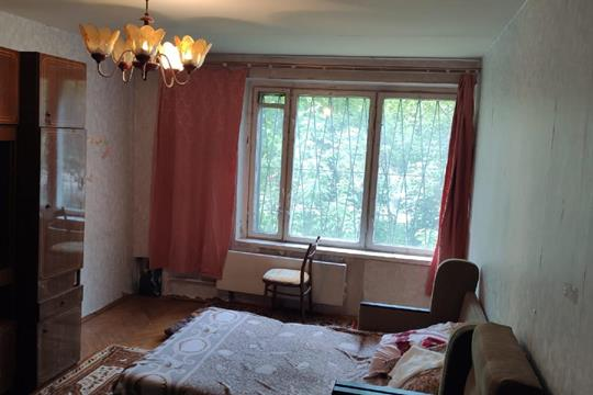 2-комн квартира, 49.2 м2, 1 этаж