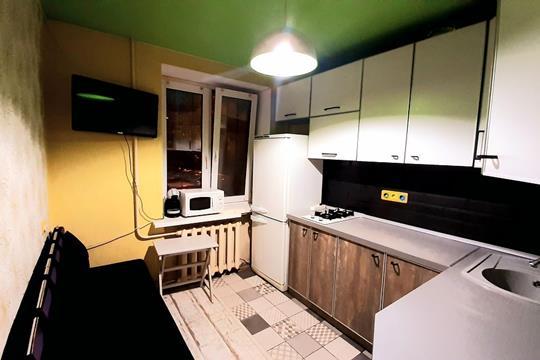 2-комн квартира, 42.3 м2, 1 этаж