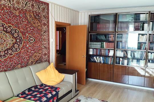 2-комн квартира, 53.2 м2, 9 этаж