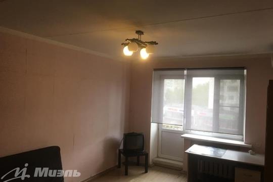 1-комн квартира, 34.6 м2, 3 этаж