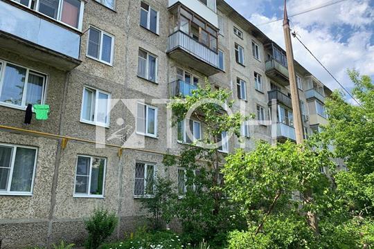 2-комн квартира, 45.6 м2, 1 этаж