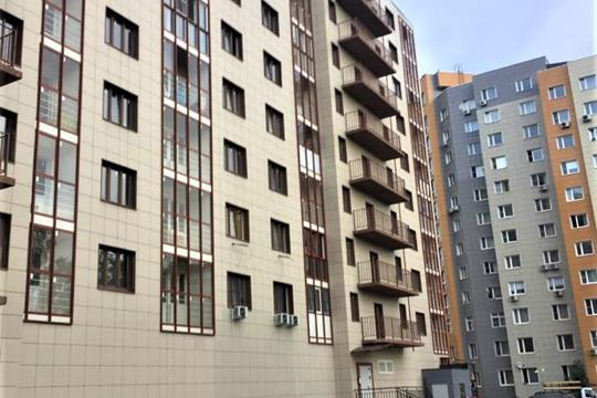 2-комн квартира, 61 м2, 9 этаж