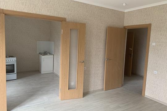 2-комн квартира, 60 м2, 12 этаж