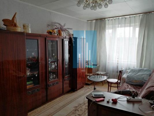 3-комн квартира, 63 м2, 6 этаж - фото 1