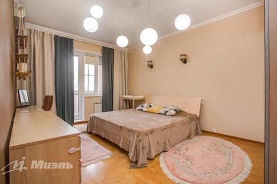 4-комн квартира, 129.1 м2, 3 этаж
