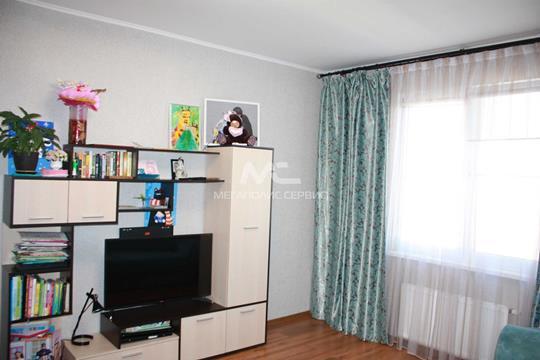 1-комн квартира, 37.74 м2, 17 этаж