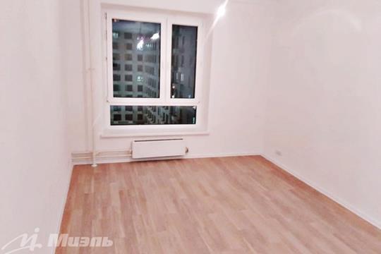 1-комн квартира, 38.3 м2, 8 этаж