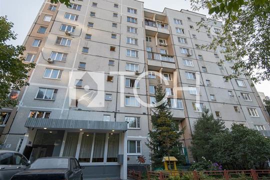 1-комн квартира, 38.6 м2, 2 этаж