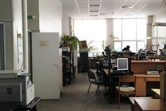 Офис, 240 м2, класс B