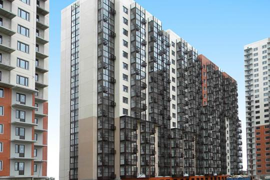 3-комн квартира, 76 м2, 12 этаж