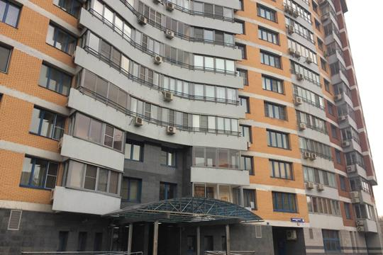 3-комн квартира, 108.2 м2, 10 этаж
