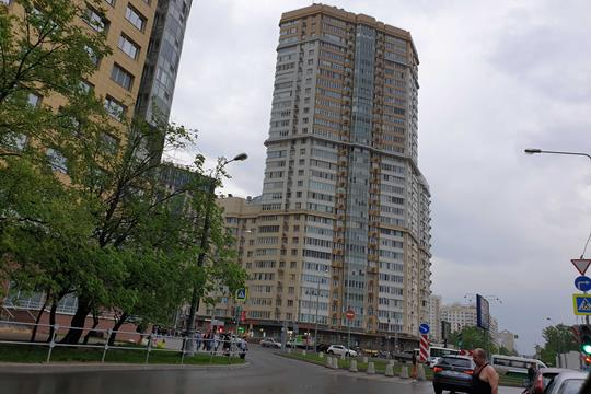 1-комн квартира, 55 м2, 15 этаж