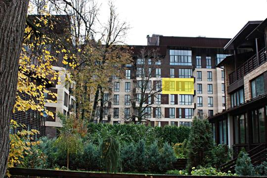 1-комн квартира, 46.3 м2, 5 этаж