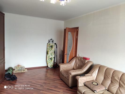 2-комн квартира, 50 м2, 5 этаж - фото 1