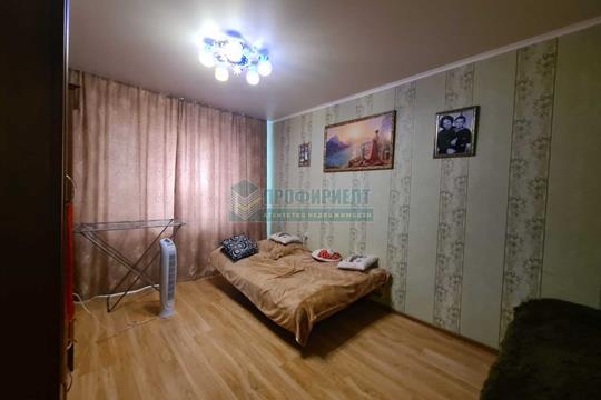 1-комн квартира, 37.5 м2, 14 этаж