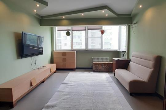 1-комн квартира, 48 м2, 3 этаж