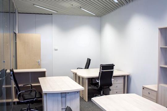 Офис, 18 м2, класс A+