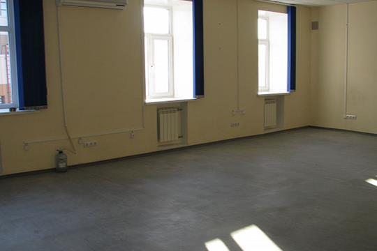 Офис, 59.1 м2, класс B