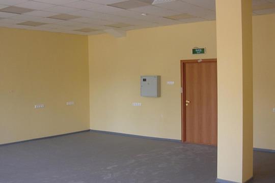 Офис, 71.3 м2, класс B