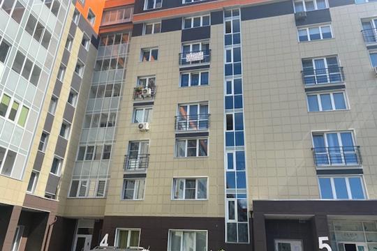 Студия, 22 м2, 4 этаж