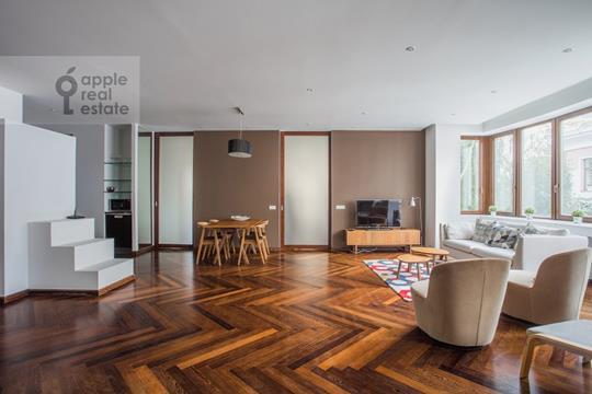 3-комн квартира, 143 м2, 4 этаж