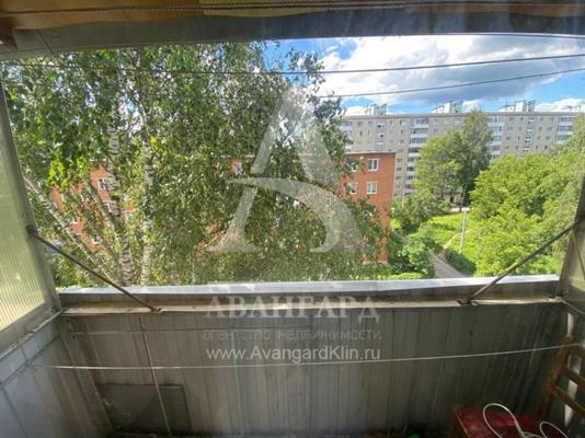 2-комн квартира, 43.6 м2, 5 этаж - фото 1