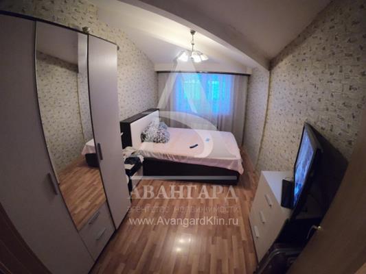 3-комн квартира, 63 м2, 4 этаж - фото 1