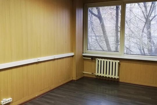 Офис, 55.4 м2, класс C