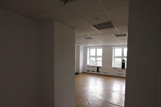 Офис, 65.6 м2, класс B