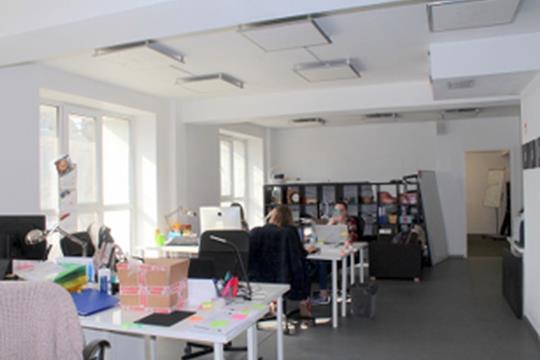 Офис, 163.2 м2, класс B+