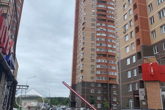 2-комн квартира, 56.8 м2, 3 этаж