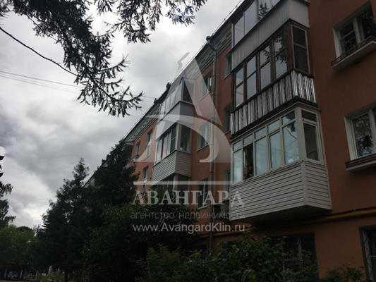 2-комн квартира, 40 м2, 3 этаж - фото 1