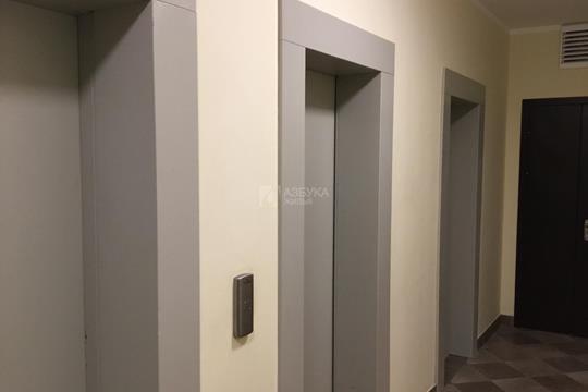 1-комн квартира, 57 м2, 17 этаж