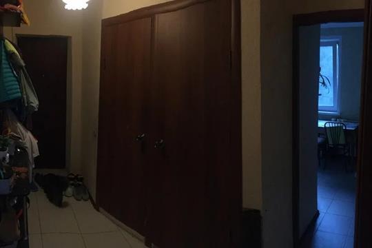 2-комн квартира, 37.4 м2, 4 этаж
