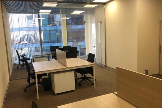 Офис, 50 м2, класс A+