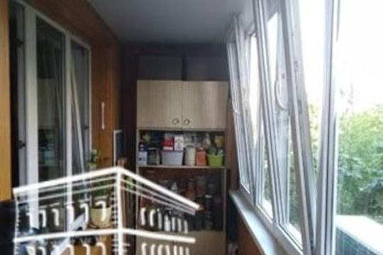 1-комн квартира, 35 м2, 4 этаж