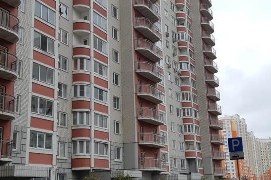 2-комн квартира, 57.5 м2, 4 этаж