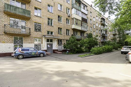 1-комн квартира, 30.8 м2, 5 этаж