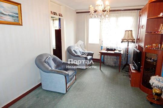 2-комн квартира, 46.5 м2, 5 этаж