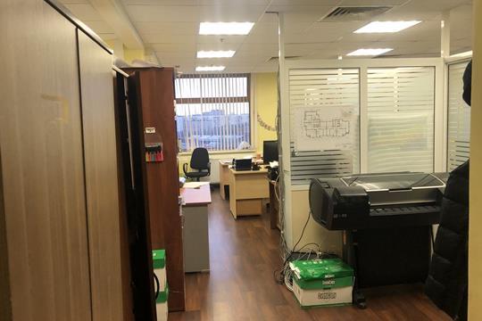 Офис, 117.3 м2, класс B+
